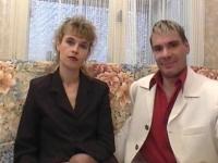 Un acteur baise sa femme pour un casting.