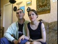 Jessica domine Benoît bisexuel pendant un casting.